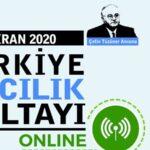 9. Türkiye Yayıncılık Kurultayı - Online kitap dünyasını ekran başında buluşturdu.